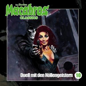 SHOCKER, DAN Macabros Classics: Duell mit den Höllengeistern - Folge 10- CD