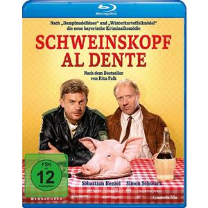 Schweinskopf al Dente: Ein Eberhoferkrimi#- Blu-Ray