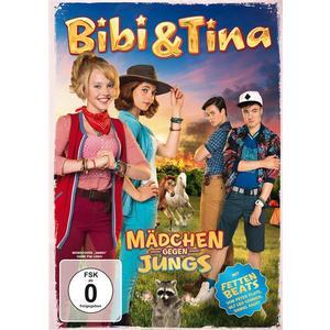 BIBI UND TINA Der Film 3: Mädchen gegen Jungs#- DVD