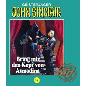 JOHN SINCLAIR TONSTUDIO BRAUN Bring mir den Kopf von Asmodina - Folge 71- CD