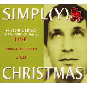 GERNOT, VIKTOR Simpl(y) Christmas Live!- CD