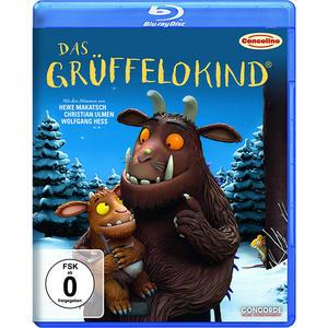 Das Grüffelokind#- Blu-Ray