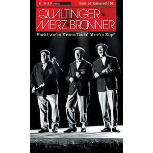 Edition QUALTINGER/MERZ/BRONNER Hackl vor'm Kreu- DVD