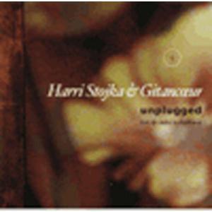 STOJKA, HARRI / GITANCOEUR Unplugged Live CD- CD