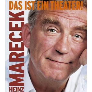 MARECEK, HEINZ Das ist ein Theater*- DCD