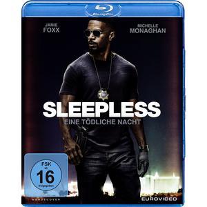 Sleepless#- Blu-Ray