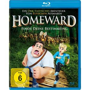 Homeward: Finde Deine Bestimmung- Blu-Ray