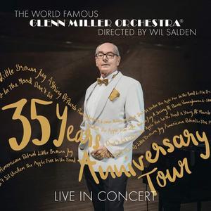GLENN MILLER ORCHESTRA 35 Years Anniversary Tour - Live- CD