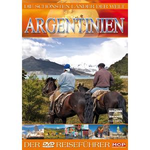 DIE SCHÖNSTEN LÄNDER DER WELT Argentinien- DVD