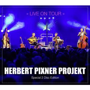 HERBERT PIXNER PROJEKT Live On Tour (Special 2-Disc-Edition)- DCD