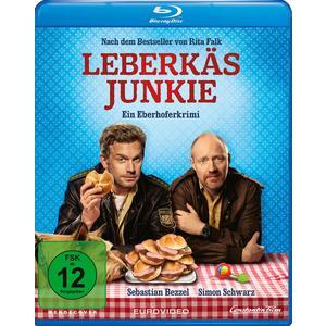 Leberkäsjunkie: Ein Eberhoferkrimi- Blu-Ray
