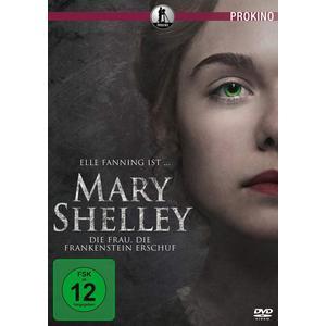 Mary Shelley: Die Frau die Frankenstein erschuf#- DVD