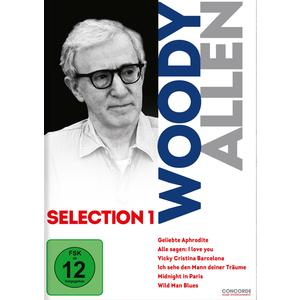 Woody Allen Selection 1- DVD