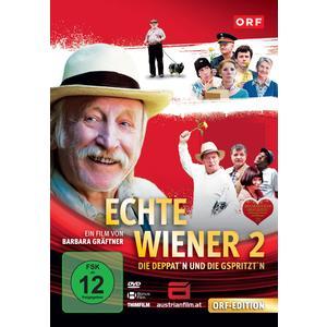 Echte Wiener 2: Die Deppat'n und die Gspritzt'n- DVD