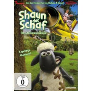 SHAUN DAS SCHAF Die Schlammschlacht#- DVD
