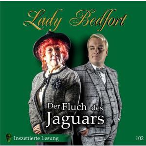 LADY BEDFORT Folge 102: Der Fluch des Jaguars- DCD