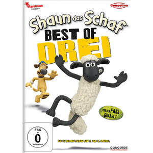 SHAUN DAS SCHAF Best Of 3- DVD