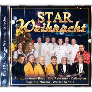 VARIOUS Starweihnacht- CD