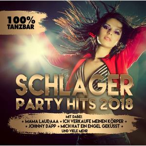 VARIOUS Schlager Party Hits 2018- CD