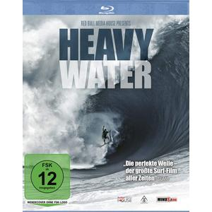 Heavy Water- Blu-Ray
