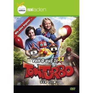 Tom Turbo - Der Film: Von 0 auf 111- DVD