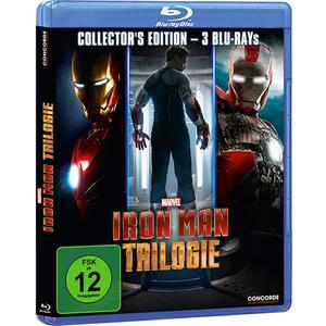 Iron Man Trilogie#- Blu-Ray