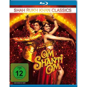 Om Shanti Om (Shah Rukh Khan Classics)- Blu-Ray