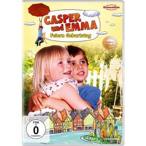 CASPER UND EMMA: Feiern Geburtstag#- DVD