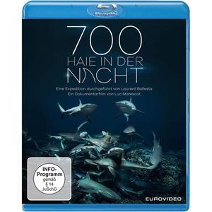 700 Haie in der Nacht- Blu-Ray