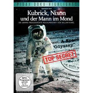 Kubrick, Nixon und der Mann im Mond*- DVD