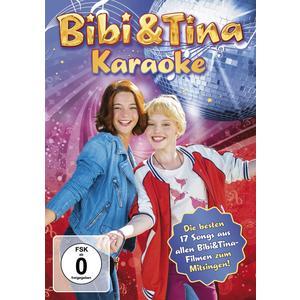 BIBI UND TINA Karaoke- DVD