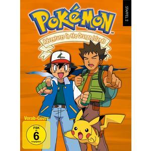 Pokemon Staffel 02: Adventures in the Orange Islands- DVD