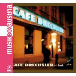 CAFE DRECHSLER (tbf) Cafe Drechsler is back- CD