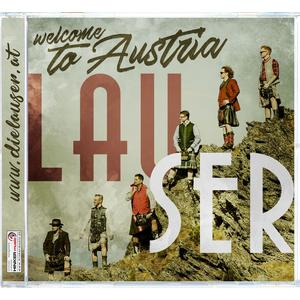 LAUSER, DIE Welcome To Austria- CD