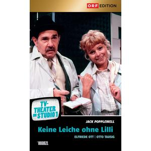 ORF TV-Theater: Keine Leiche ohne Lilli- DVD