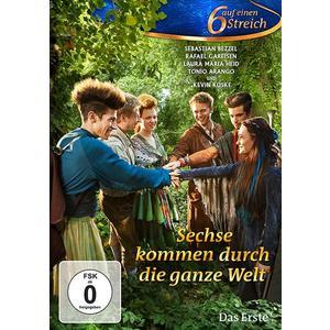 Sechs auf einen Streich: Sechse kommen durch die ganze Welt- DVD