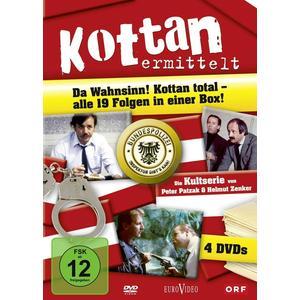 Kottan ermittelt: Die komplette Serie- DVD
