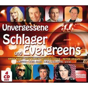 VARIOUS Unvergessene Schlager & Evergreens- DCD