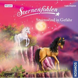 STERNENFOHLEN 15: Sturmwind in Gefahr- CD