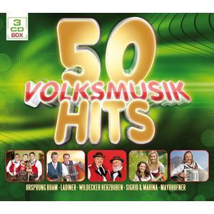 VARIOUS 50 Volksmusik Hits- DCD
