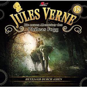 VERNE, JULES - DIE NEUEN ABENTEUER DES PHILEAS FOGG Hetzjagd durch Asien - Folge 18- CD