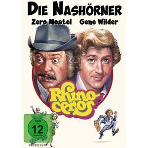 Die Nashörner- DVD