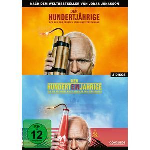 Der Hundertjährige 1&2#- DVD