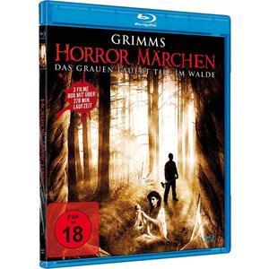 Grimms Horror Märchen Box (3 Filme) FSK 18**- Blu-Ray