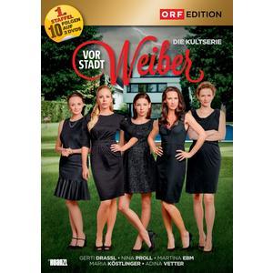 ORF EDITION Vorstadtweiber: Staffel 1- DVD