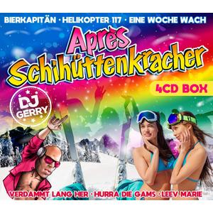 VARIOUS DJ Gerry präsentiert Apres Schihüttenkracher- DCD