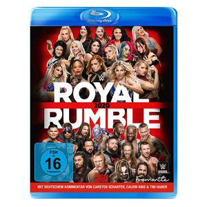 WWE Royal Rumble 2020- Blu-Ray