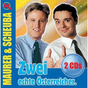 MAURER/SCHEUBA Zwei echte Österreicher- DCD