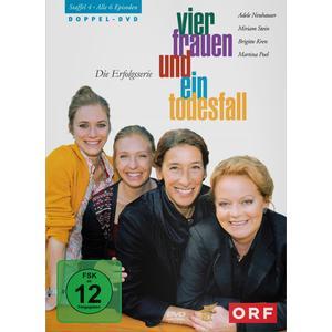 Vier Frauen und ein Todesfall: Staffel 4#- DVD