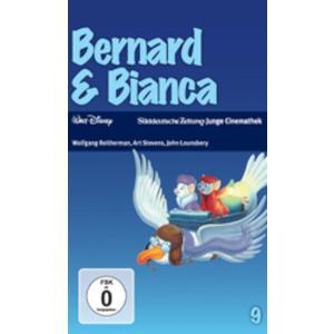 CINEMATHEK TRICKFILM 09 Bernard und Bianca: Die Mäusepolizei- DVD